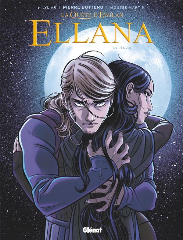 La quête d'Ewilan - Ellana T.4 ; l'envol