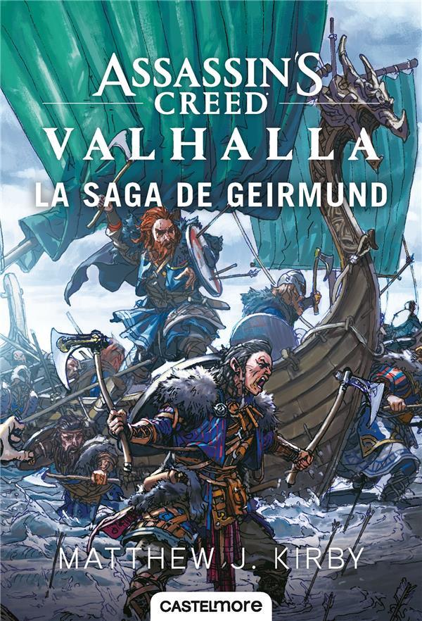 Assassin's Creed T.11 ; Valhalla