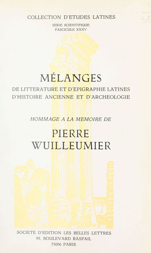 hommage a p. wuilleumier