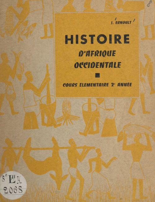 Histoire d'Afrique occidentale