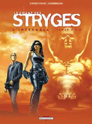Le chant des stryges - saison 1 ; INTEGRALE VOL.2 ; T.4 A T.6 ; seconde partie