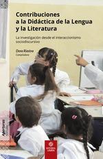 Contribuciones a la Didáctica de la Lengua y la Literatura  - Dora Riestra