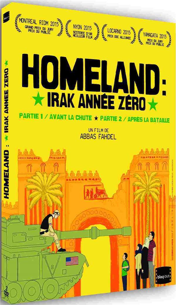 homeland, Irak année zéro, vol. 1 et 2