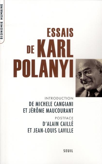 Essais de Karl Polanyi