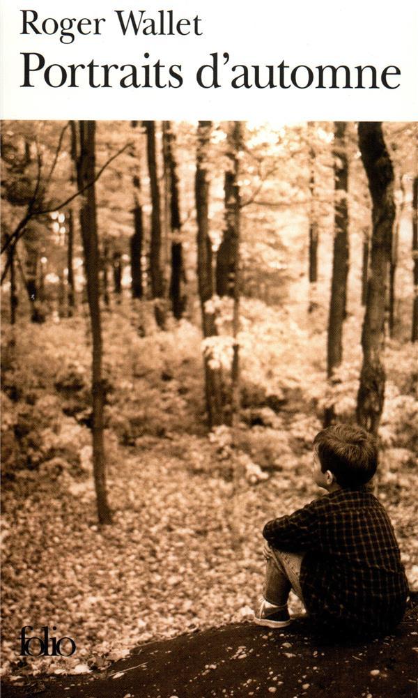 Portraits d'automne