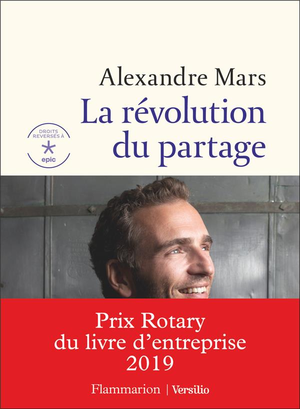 LA REVOLUTION DU PARTAGE MARS, ALEXANDRE