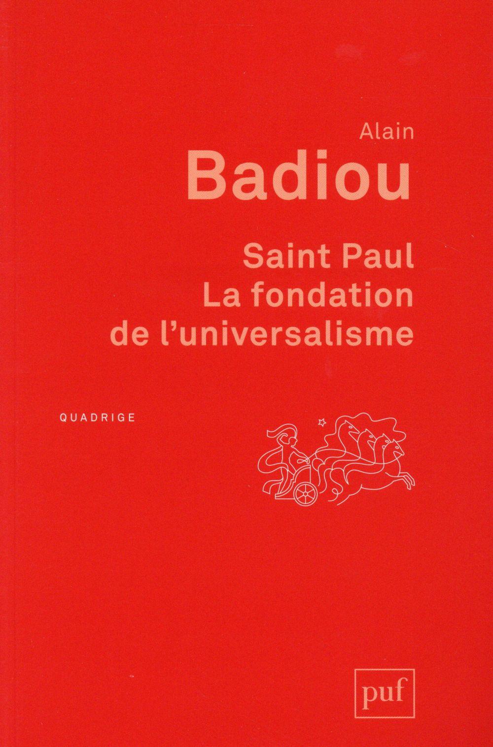 Saint Paul, la fondation de l'universalisme