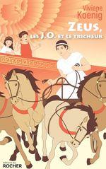 Vente Livre Numérique : Zeus, les JO et le tricheur  - Viviane Koenig
