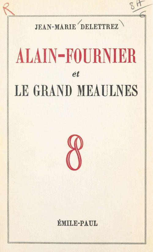 Alain-Fournier et