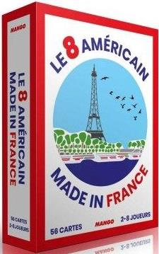 Le 8 américain made in France