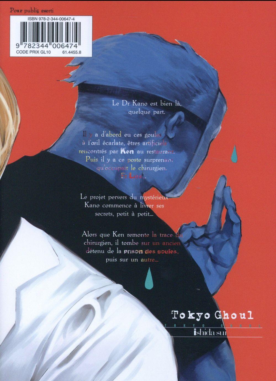 Tokyo ghoul t.10