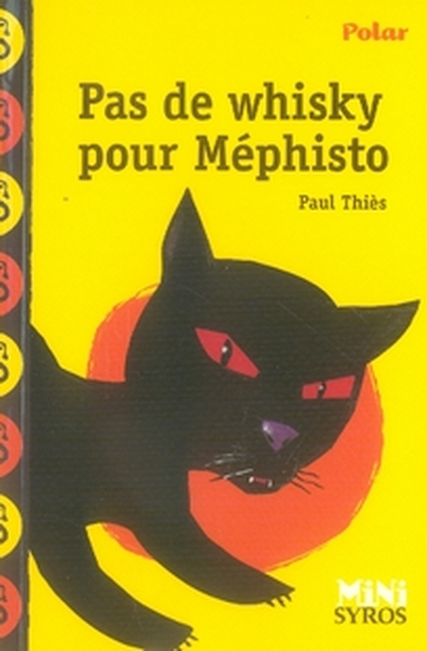 PAS DE WHISKY POUR MEPHISTO THIES, PAUL