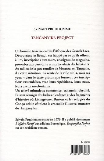 Tanganyika project