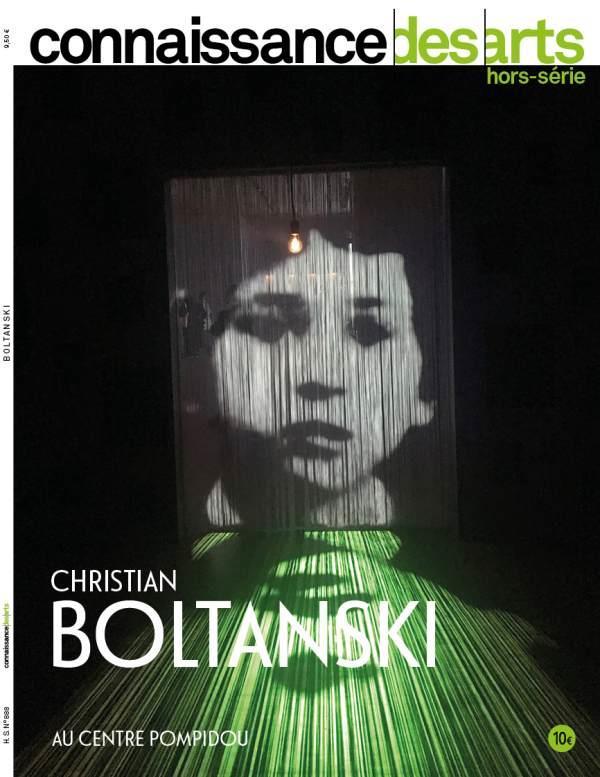 CONNAISSANCE DES ARTS  -  CHRISTIAN BOLTANSKI