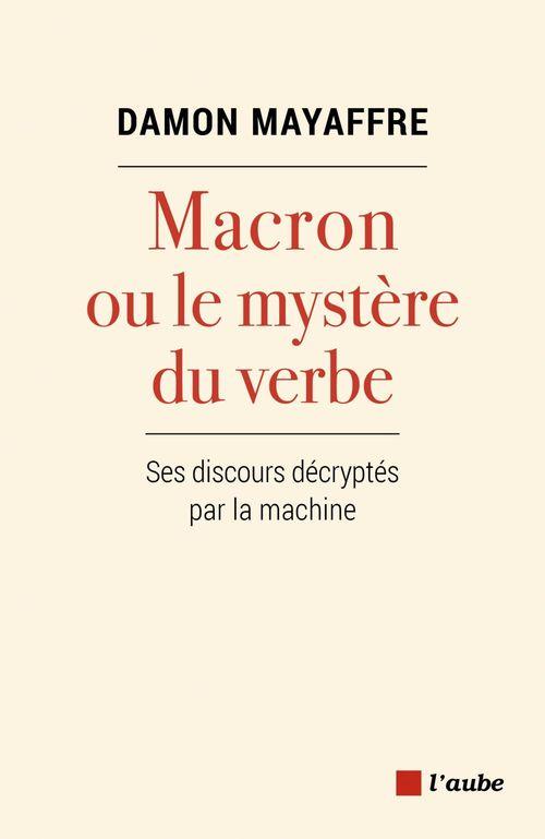 Macron par l'intelligence artificielle ; ses discours décryptés par la machine