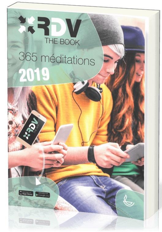 RDV the book 2019 ; 365 méditations