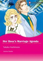 Vente EBooks : Harlequin Comics: Her Boss's Marriage Agenda  - Jessica Steele - Takako Hashimoto