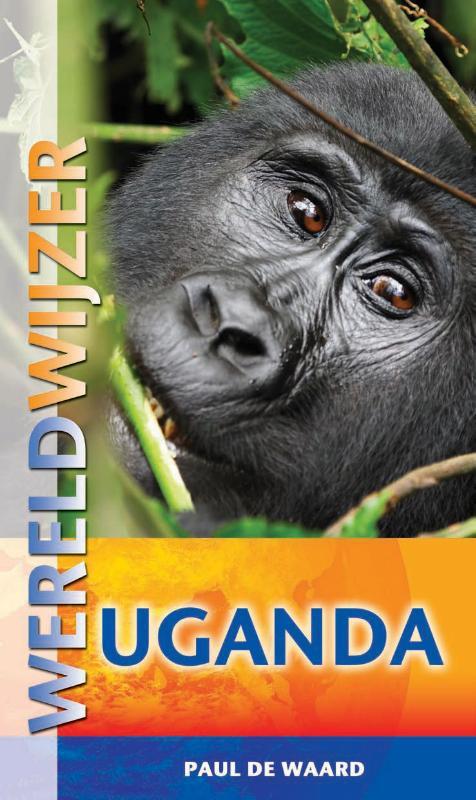 Wereldwijzer reisgids - Uganda