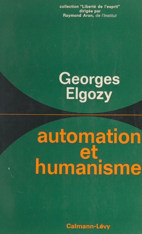 Automation et humanisme