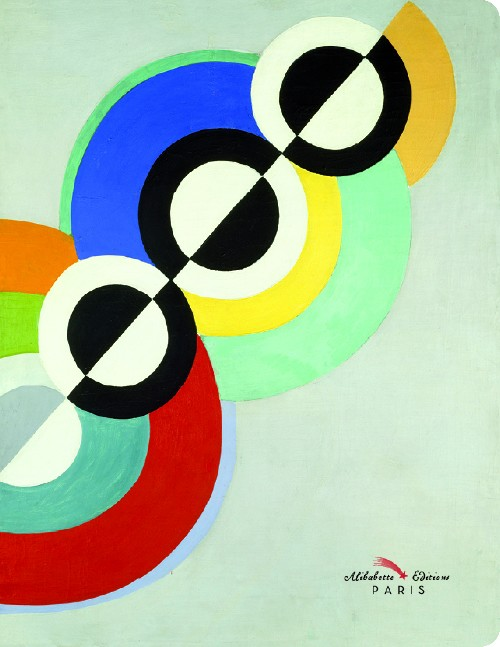 Cahier Rythme by Delaunay