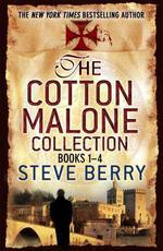 Vente Livre Numérique : Cotton Malone: Books 1-4  - Steve Berry