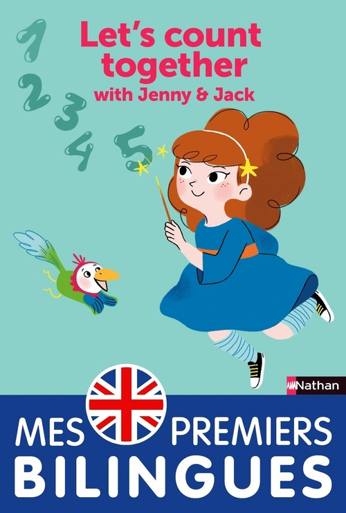 Let's count together with Jenny & Jack!