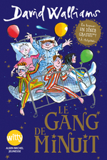 Vente Livre Numérique : Le Gang de minuit  - David Walliams
