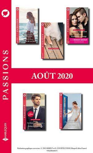 Pack mensuel Passions : 10 romans + 1 gratuit (Août 2020)
