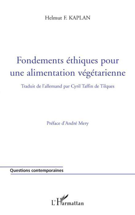 Fondements éthiques pour une alimentation végétarienne