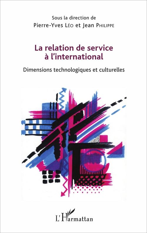 La relation de service à l'international