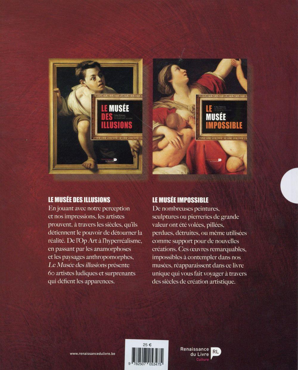 Musées (des illusions & impossible) ; coffret