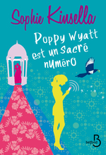 Vente Livre Numérique : Poppy Wyatt est un sacré numéro  - Sophie Kinsella