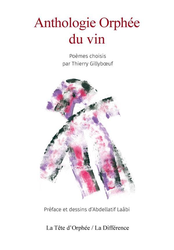 Anthologie Orphée du vin