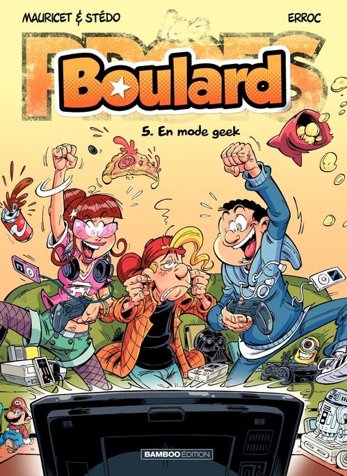 Vente Livre Numérique : Boulard  - Erroc