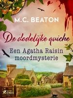 Vente Livre Numérique : De dodelijke quiche  - M.C. Beaton