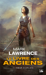 Vente EBooks : Soeur écarlate  - Mark Lawrence