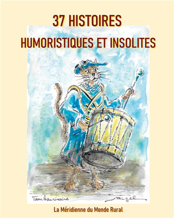 37 histoires humoristiques et insolites