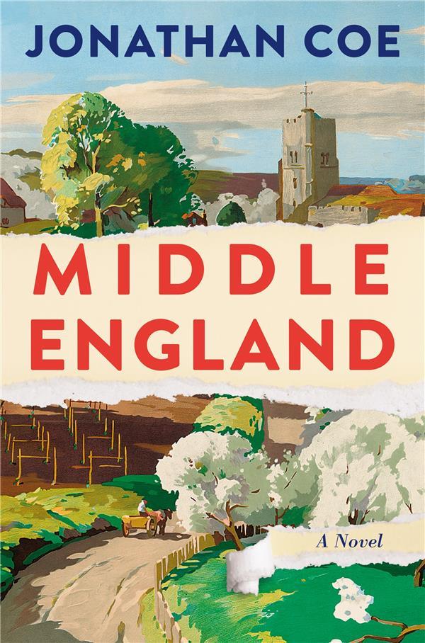 MIDDLE ENGLAND - A NOVEL
