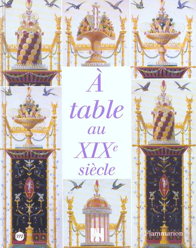 Table au dix neuvieme siecle (sep) (a)