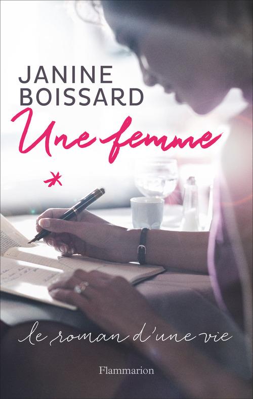 Une femme ; le roman d'une vie