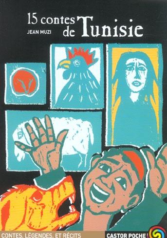 Quinze contes de tunisie
