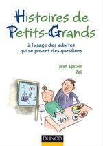 Vente Livre Numérique : Histoires de petits-grands  - Jean Epstein