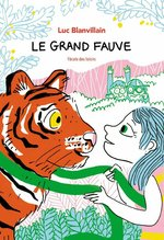 Vente EBooks : Le grand fauve  - Luc Blanvillain