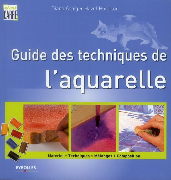 Guide Des Techniques De L'Aquarelle