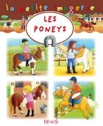 Vente Livre Numérique : Les poneys  - Hélène Grimault - Émilie Beaumont - C Hublet