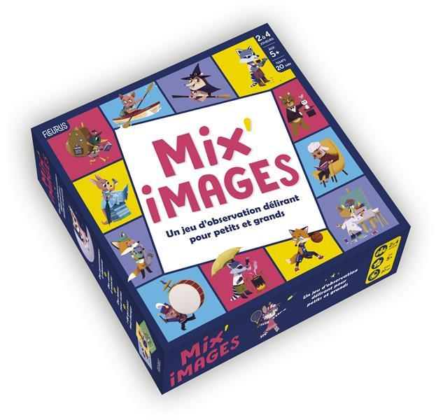 Mix'images