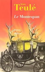 Vente Livre Numérique : Le Montespan  - Jean Teulé