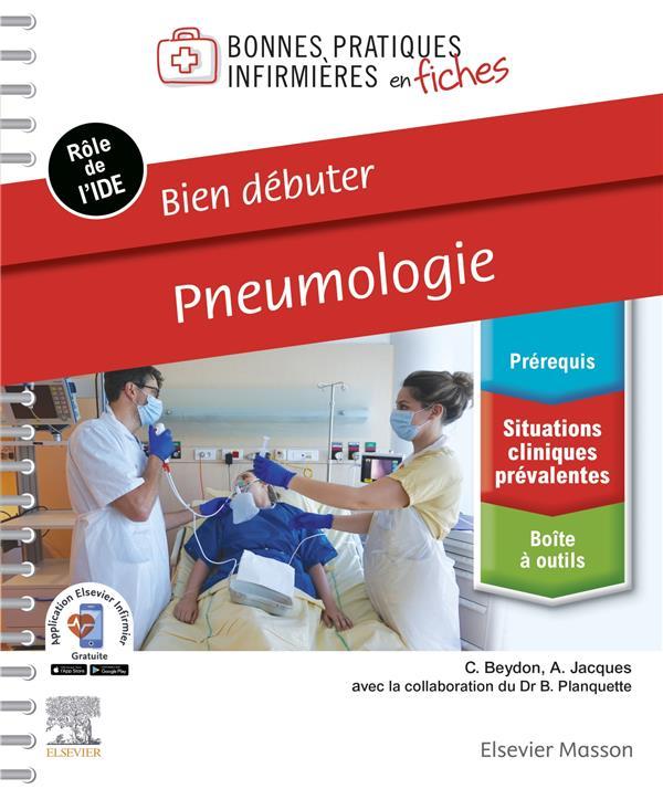 Bien débuter ; pneumologie