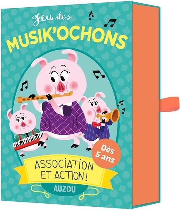 Jeu des Musik'ochons ; association et action !