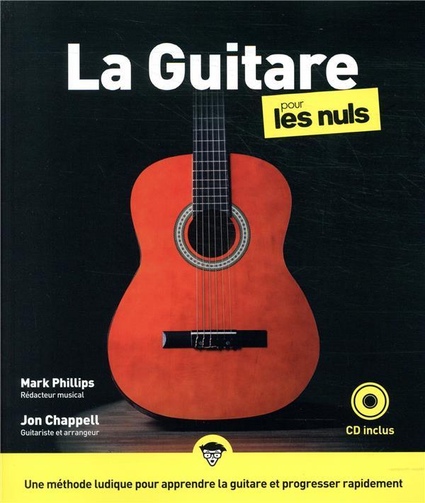 guitare pour les nuls
